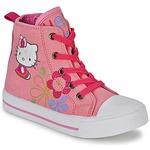 Sapatilhas de cano-alto Hello Kitty LONS