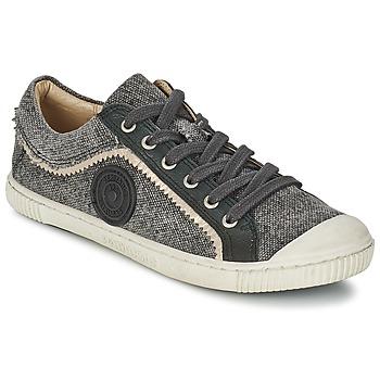 Sapatos Mulher Sapatilhas Pataugas BINOUSH Preto