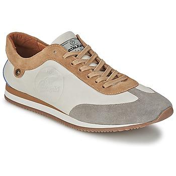 Sapatos Homem Sapatilhas Pataugas ISIDO Cinza