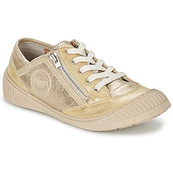 Sapatos Criança Sapatilhas Pataugas RAP J Platina