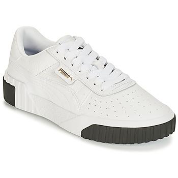Sapatos Mulher Sapatilhas Puma CALI Branco / Preto