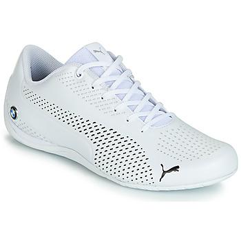 Sapatos Homem Sapatilhas Puma BMW DRIFT CAT 5 ULTRA.WHT Branco