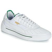 Sapatos Homem Sapatilhas Puma CALI.WH-AMAZON GREEN-WH Branco / Verde