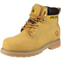 Sapatos Mulher Botas baixas Amblers FS7 Mel