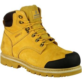 Sapatos Homem Sapato de segurança Amblers 226 S3 WP Mel