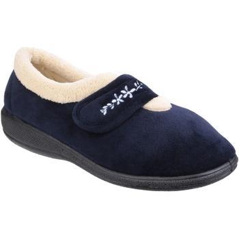 Sapatos Mulher Chinelos Fleet & Foster  Marinha