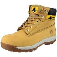 Sapatos Homem Sapato de segurança Amblers FS102 Safety Mel