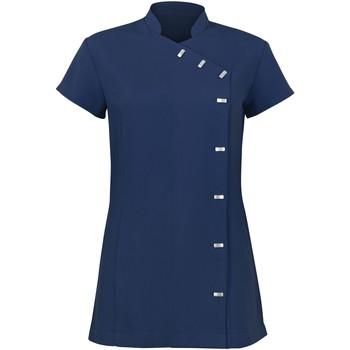 Textil Mulher Vestidos curtos Alexandra AX003 Marinha