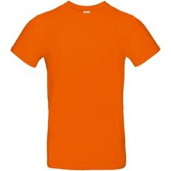 Textil Homem T-Shirt mangas curtas B And C TU03T Orange