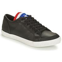Sapatos Homem Sapatilhas Le Coq Sportif NATIONALE Preto