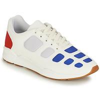 Sapatos Homem Sapatilhas Le Coq Sportif ZEPP Branco / Azul / Vermelho