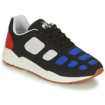 Sapatos Homem Sapatilhas Le Coq Sportif ZEPP Preto / Azul / Vermelho