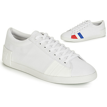 Sapatos Mulher Sapatilhas Le Coq Sportif FLAG Branco