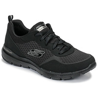 Sapatos Mulher Fitness / Training  Skechers FLEX APPEAL 3.0 Preto
