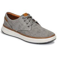 Sapatos Homem Sapatilhas Skechers MELFIS Cinza