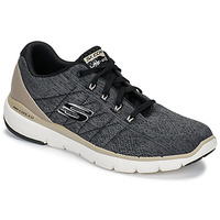Sapatos Homem Fitness / Training  Skechers FLEX ADVANTAGE 3.0 Preto