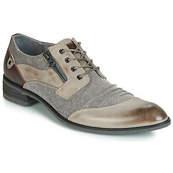 Sapatos Homem Sapatos Kdopa MONTMARTRE Cinza