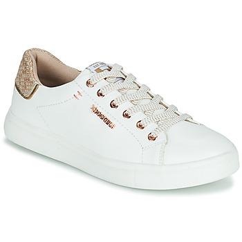 Sapatos Mulher Sapatilhas Dockers by Gerli 44MA201-594 Branco