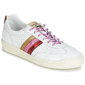 Sapatos Mulher Sapatilhas Serafini COURT Multicolor
