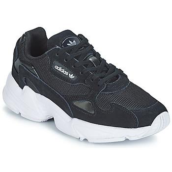 Sapatos Mulher Sapatilhas adidas Originals FALCON W Preto