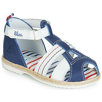 Sapatos Criança Sandálias GBB COCORIKOO Marinho