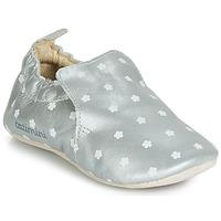 Sapatos Rapariga Chinelos Catimini CATA Prata