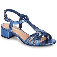 Sapatos Mulher Sandálias Betty London METISSA Azul