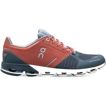 Sapatos Sapatilhas On Running ONFLYER MAN RUST STONE vermelho