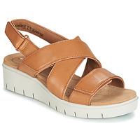 Sapatos Mulher Sandálias Clarks UN KARELY DEW Castanho