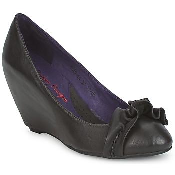 Sapatos Mulher Escarpim Couleur Pourpre BRIGITTE Cinza