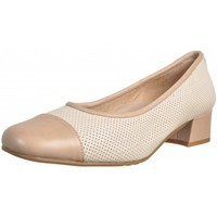 Sapatos Mulher Escarpim Argenta 21607 Beis