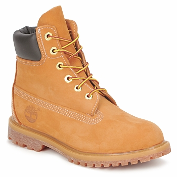 Sapatos Mulher Botas baixas Timberland 6 IN PREMIUM BOOT Bege
