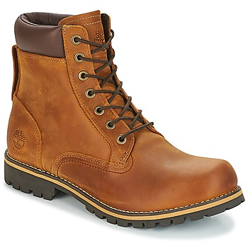 Botas baixas Timberland EK RUGGED 6 IN PLAIN TOE BOOT