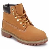 Sapatos Criança Botas baixas Timberland 6 IN PREMIUM WP BOOT Castanho