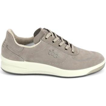 Sapatos Mulher Sapatilhas TBS Brandy Etain Cinza
