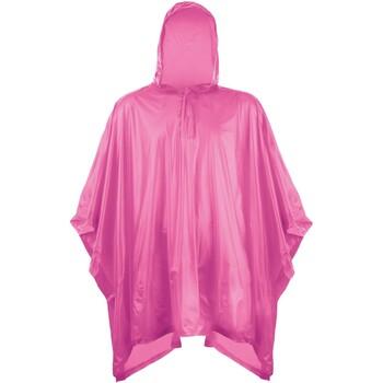Textil Criança Corta vento Splashmacs SC019 Fuchsia