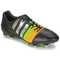 Sapatos Homem Chuteiras adidas Performance NITROCHARGE 1.0 SG Preto / Amarelo