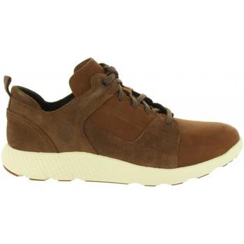 Sapatos Homem Sapatilhas Timberland A1SAP FLYROAM Marrón