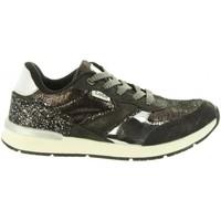Sapatos Rapariga Sapatilhas Lois 83899 Negro