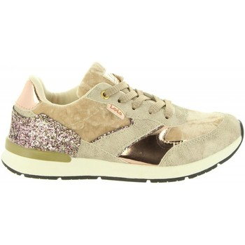 Sapatos Rapariga Sapatilhas Lois 83899 Beige