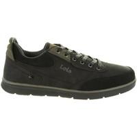Sapatos Homem Sapatilhas Lois 84720 Negro