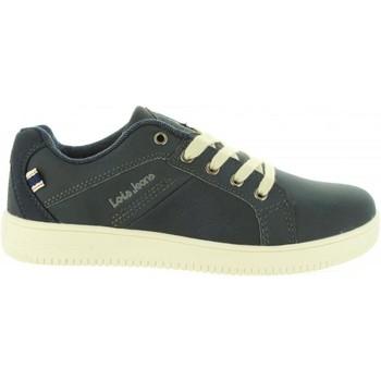 Sapatos Rapariga Sapatilhas Lois 83869 Azul