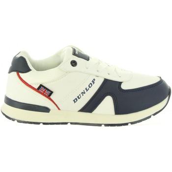 Sapatos Criança Sapatilhas Dunlop 35323 Blanco