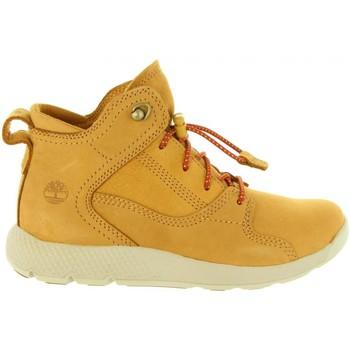 Sapatos Criança Botas baixas Timberland A1SLY FLYROAM Amarillo