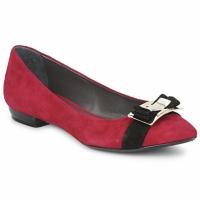 Sapatos Mulher Sabrinas Alberto Gozzi CAMOSCIO RUBINO Vermelho