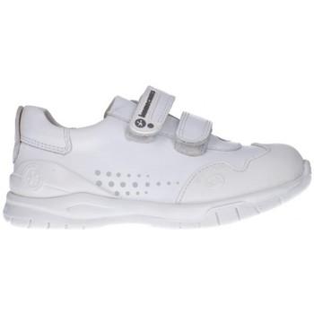 Sapatos Rapariga Sapatilhas Biomecanics 182195 Niña Blanco blanc