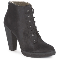 Sapatos Mulher Botins Belle by Sigerson Morrison HAIRCALF Preto
