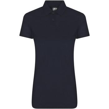 Textil Mulher Polos mangas curta Pro Rtx RX05F Marinha