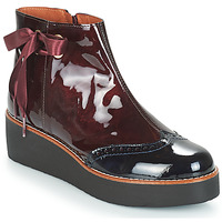 Sapatos Mulher Botas baixas Fericelli JANDICI Bordô