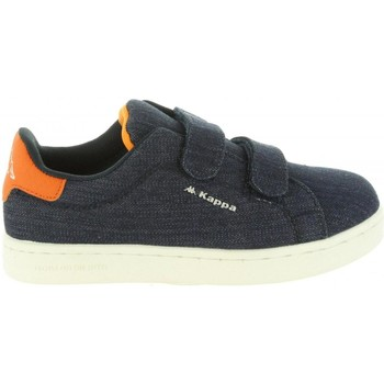 Sapatos Rapariga Sapatilhas Kappa 3032FD0 PALAVELA Azul